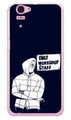 Face「ONLY WORK SHOP」 / for Disney Mobile on docomo SH-05F/docomo
